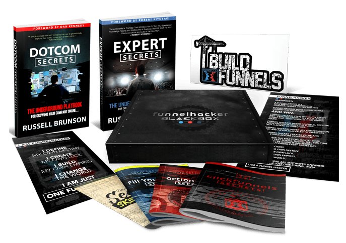 Funnel Hacker Blackbox